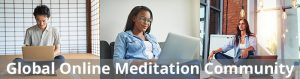 WEEKLY FREE ONLINE MEDITATION