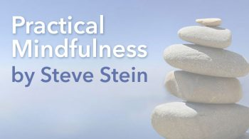 mindfulness is practical an article by steve stein